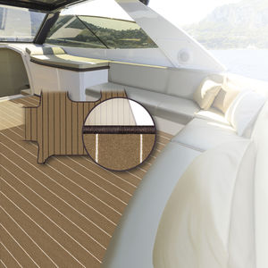 revestimiento de suelo para barco