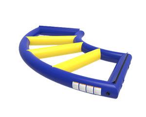 juego acuático barra de equilibrio / cubierta / flotante