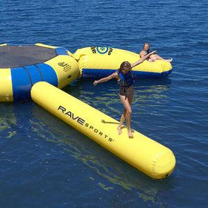 juego acuático barra de equilibrio / inflable