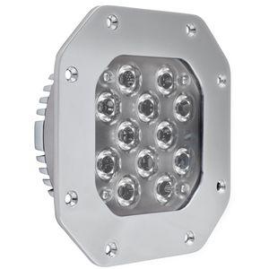 foco de exterior / para barco / LED / empotrable