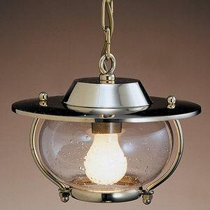 plafón de interior / para buque / bombilla de incandescencia para iluminación / de latón