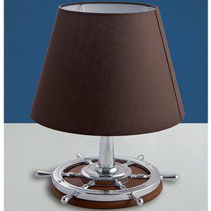 lámpara de interior / para barco / de mesa / de incandescencia
