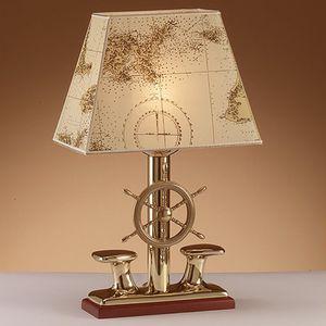lámpara de interior / para buque / de mesa / bombilla de incandescencia para iluminación