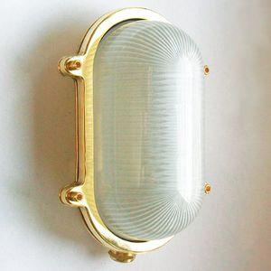 aplique para barco / LED / de pared / de latón