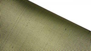 tela composite fibra de aramida / tejida