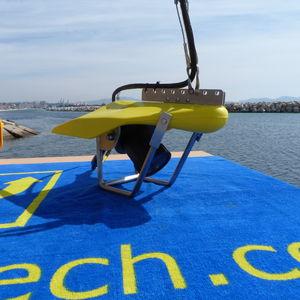 cámara para yate / de uso profesional / submarina / a color