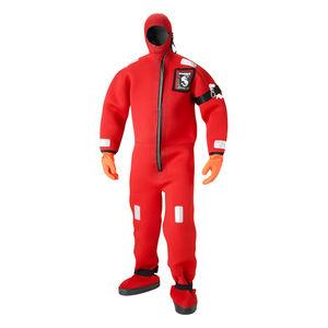 traje de salvamento / de supervivencia / traje flotante / integral