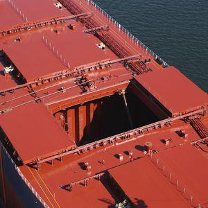 tapa de escotilla para buque de carga / deslizante