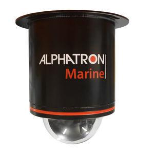 cámara para buque / CCTV / con carcasa en forma de cúpula / IP67