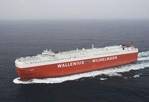 buque de carga para transporte de vehículos