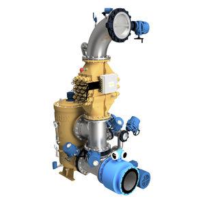 sistema de tratamiento de aguas de lastre