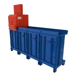 compactador de basura para buque