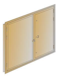 puerta para buque