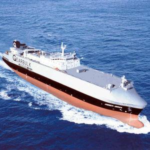 buque de carga asfaltero