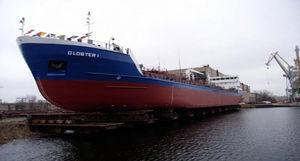buque de carga gabarra tanker