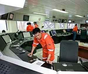 sistema de alarma y seguridad para buque / para yate
