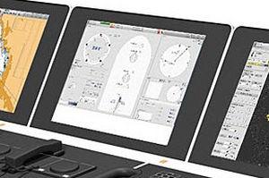 pantalla para yate / para buque / PC
