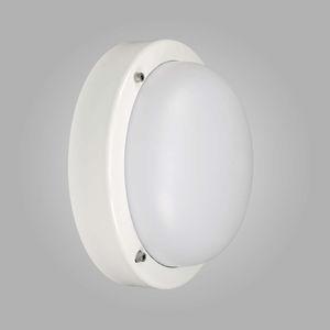 aplique de exterior / para buque / fluorescente compacta / de pared