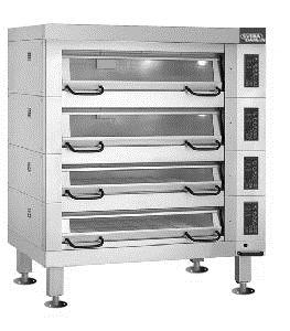 horno eléctrico / para buque / para panadería