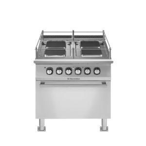 estufa horno para barco / eléctrica / 4 quemadores