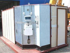 cabina prefabricada para buque