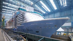 buque de crucero