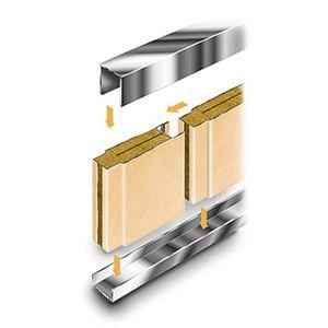 panel sándwich para aislamiento acústico
