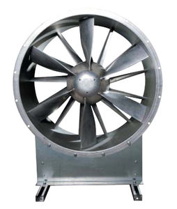 ventilador para buque / para sala de máquinas / axial