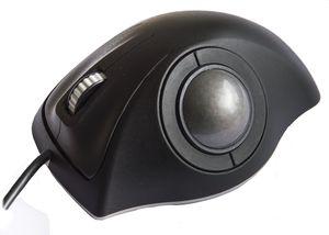 trackball estanco / USB / para buque / para barco
