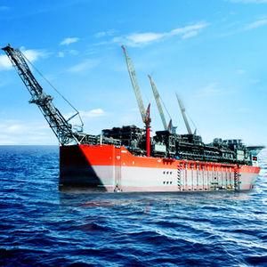 buque de servicio offshore FPSO