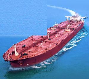 buque de carga buque petrolero / VLCC