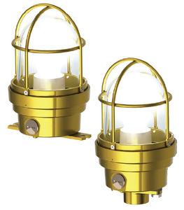 lámpara de exterior / de interior / de emergencia / para buque