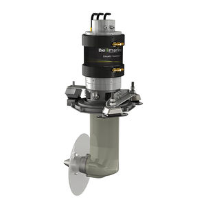 sistema de propulsión para barco / para barco profesional / con motor eléctrico / con generador de corriente con hélice