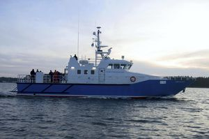 buque especial guardapesca