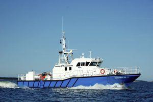 barco de vigilancia