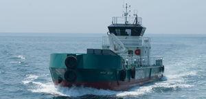 buque antpolución ice-class