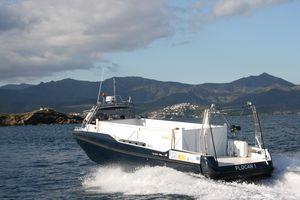 barco profesional barco de investigación oceanográfica