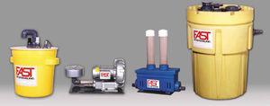 sistema de tratamiento aguas residuales / para barco