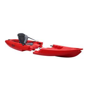 kayak sit-on-top / modular / de recreo / 1 plaza