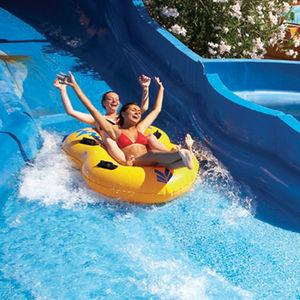 flotador para parque acuático 2 personas