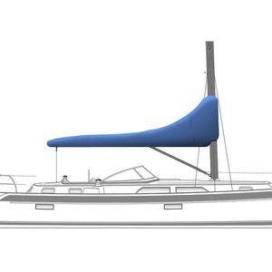 funda protectora / para velero / de vela mayor