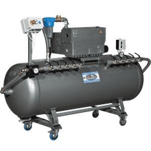 sistema de vacío para astillero naval / móvil / para RTM