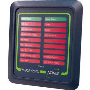 sistema de alarma y seguridad para yate / para buque