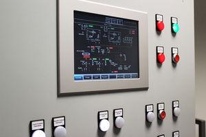 panel de mando y control para buque / para yate / para motor / para sistema de alarma