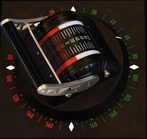 palanca de mando de motor / de timón / para propulsor / digital