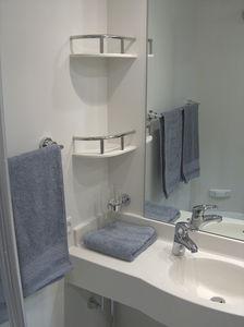 baño prefabricado para buque