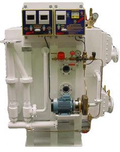 desalinizador para buque / evaporador