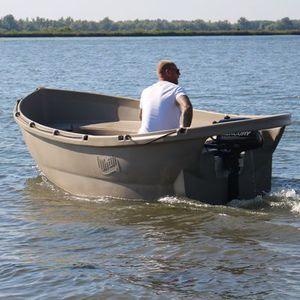 bote fueraborda / clásico / 4 personas máx.