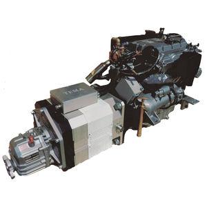 sistema de propulsión para buque