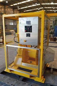 chigre para astillero naval / motor eléctrico